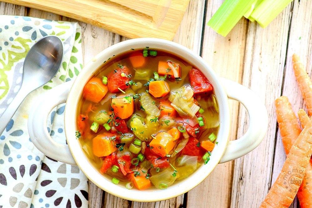 тоже могут овощной суп для похудения рецепт с фото если будут размещены
